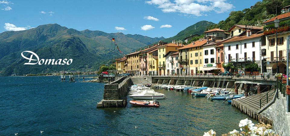 camping village gefara domaso lac de côme italie